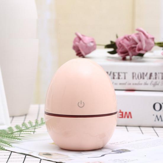 Forma de ovo umidificador