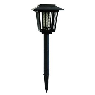 Lâmpada de assassino de mosquito solar