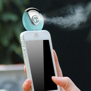Umidificador para celular