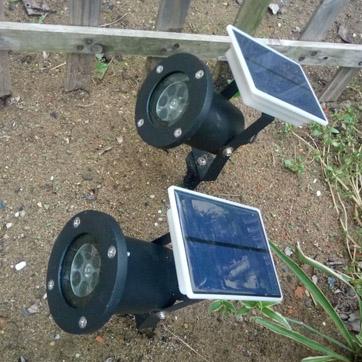 Projetor Solar de Natal Light