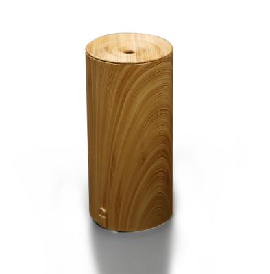 Difusor fresco de bambu do aroma da névoa do difusor ultra-sônico real do difusor de Aromotherapy do difusor do óleo essencial
